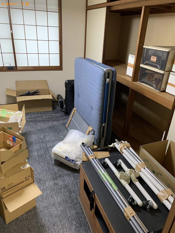 【大津市】ソファー、冷蔵庫、電子レンジ、ダンボール等の回収・処分