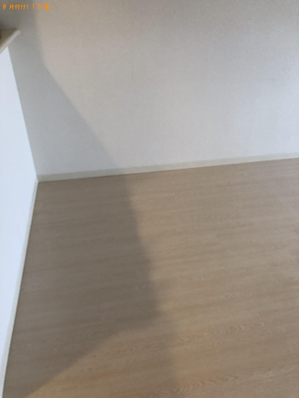 【草津市】パソコン、ガスコンロ、こたつ、本棚等の回収・処分