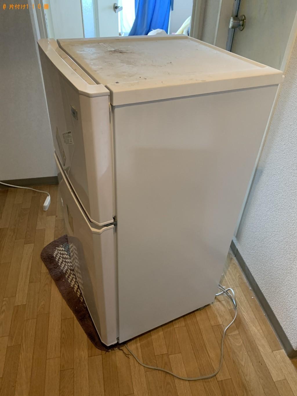 【草津市】冷蔵庫、洗濯機の回収・処分ご依頼 お客様の声