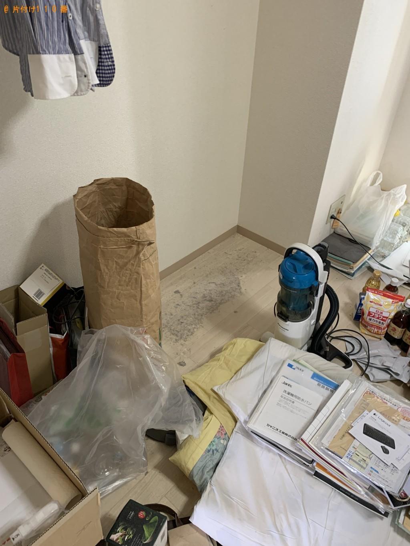 【草津市】冷蔵庫、洗濯機、掃除機、電子レンジ等の回収・処分ご依頼