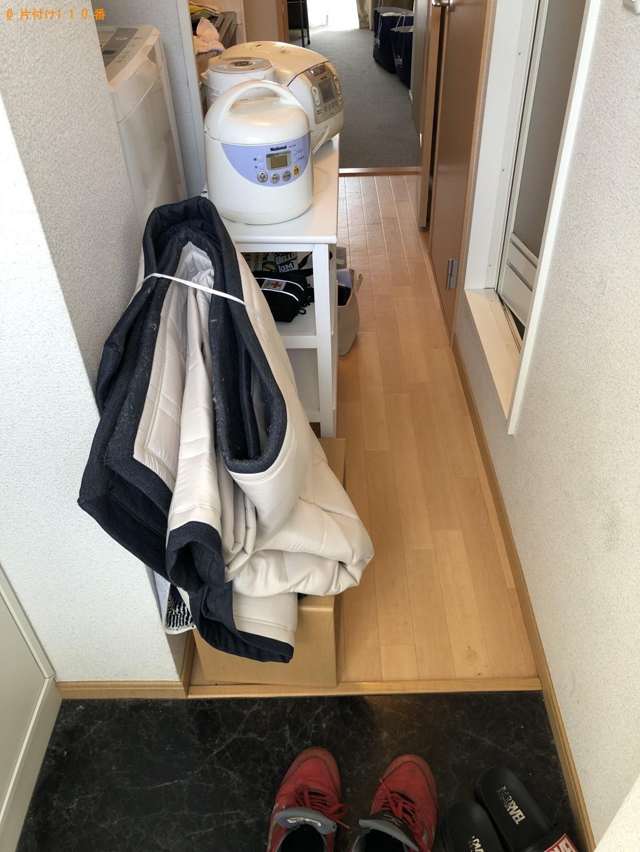 【大津市】ポット、炊飯器、本棚、整理タンス、雑誌の回収・処分