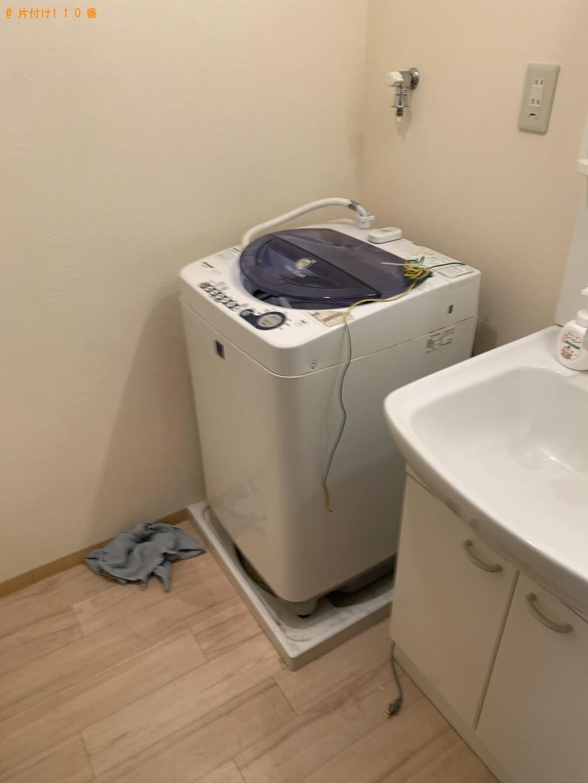 【草津市】冷蔵庫、洗濯機、掃除機、炊飯器、電子レンジ等の回収