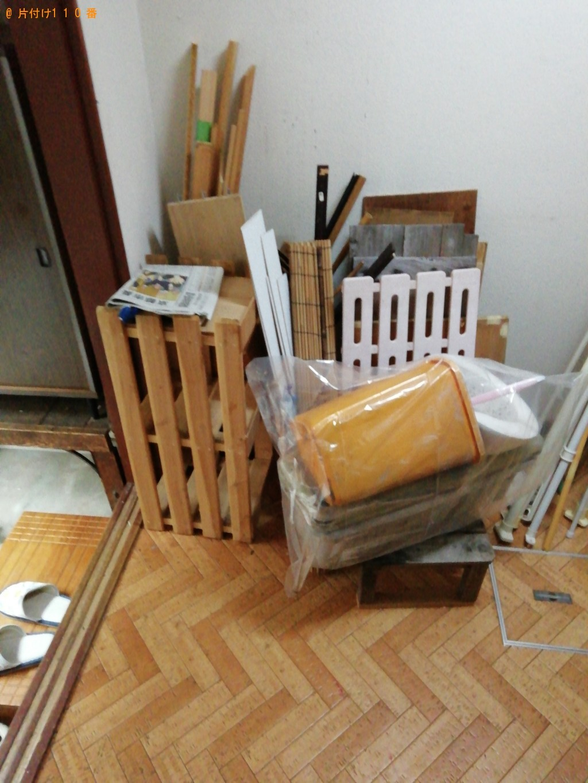 【大津市栄町】冷蔵庫、洗濯機、家具、タンス、鏡台等の回収・処分