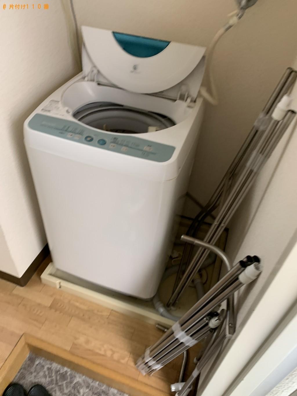 【草津市】冷蔵庫、テレビ、洗濯機の回収・処分ご依頼 お客様の声
