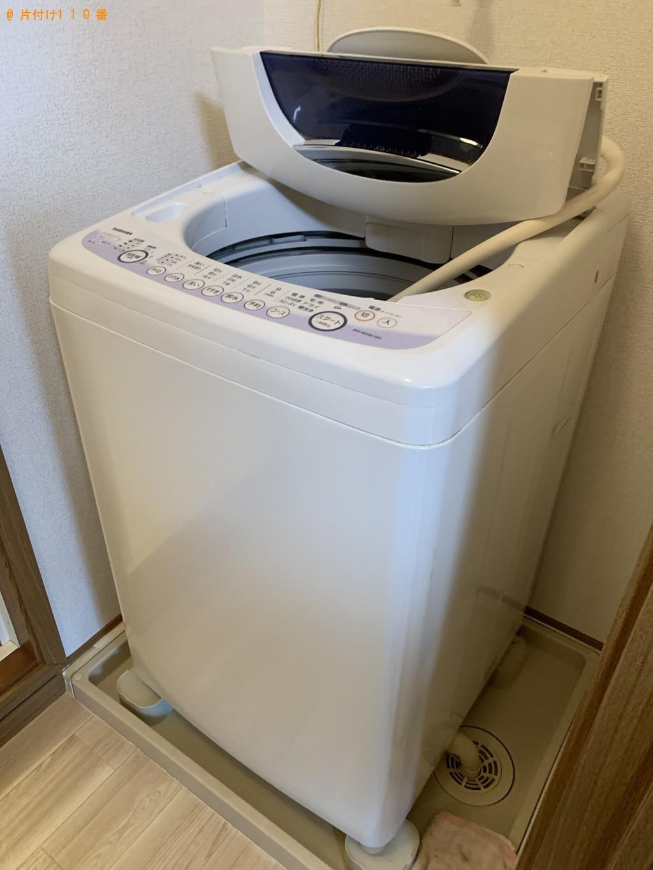 【大津市伊香立南庄町】冷蔵庫、洗濯機、こたつ等の回収・処分ご依頼
