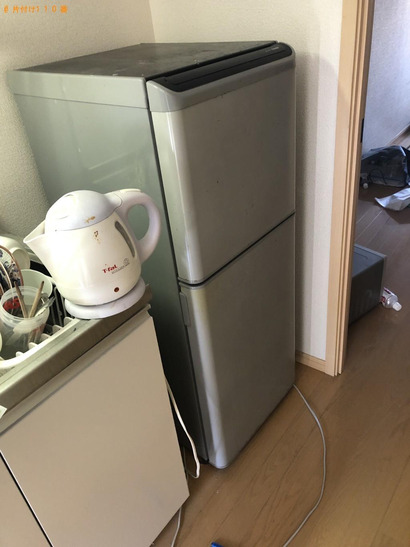 【東近江市】冷蔵庫、洗濯機の回収・処分ご依頼 お客様の声