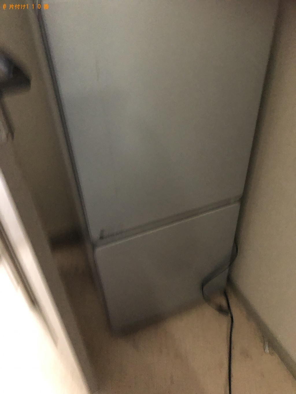 【大津市粟津町】浄水器、空気清浄機、ストーブ、冷蔵庫等の回収