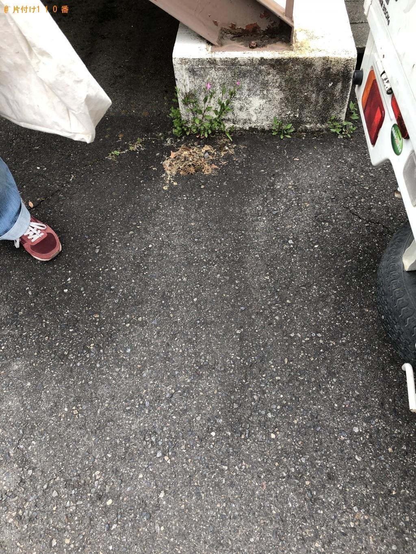 【栗東市】自動車タイヤの回収・処分ご依頼 お客様の声