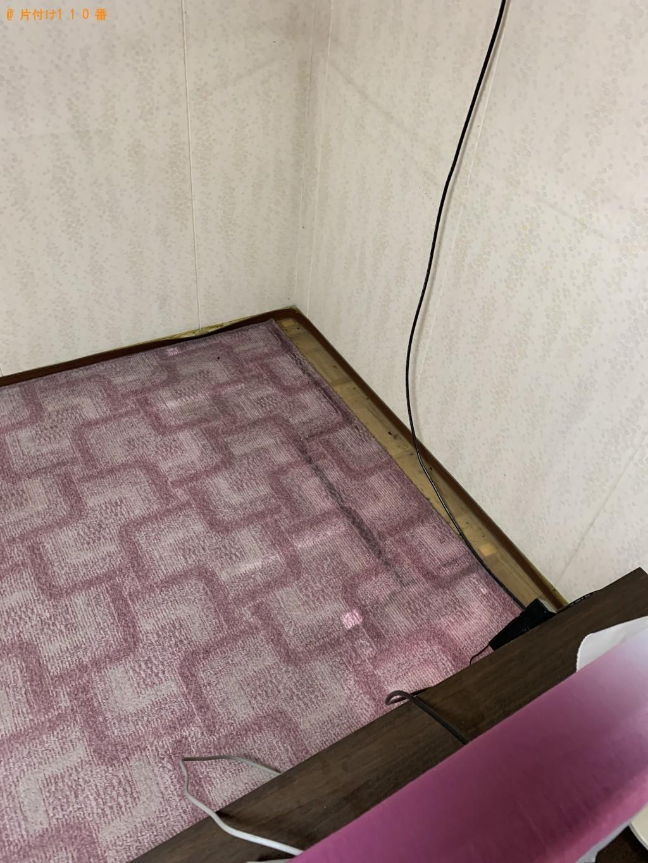 【草津市】電子オルガン、椅子の回収・処分 お客様の声