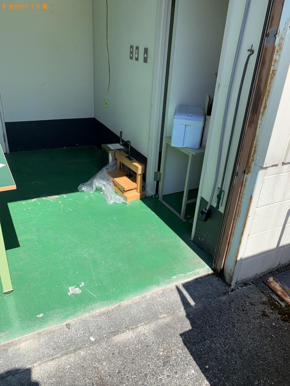 【高島市】冷蔵庫の回収・処分 お客様の声