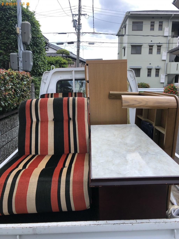 【野洲市】こたつ、タンス、ソファー、ローテーブル等の回収・処分