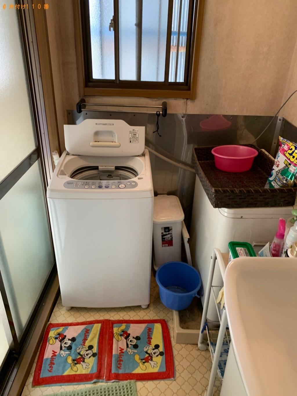 【大津市】冷蔵庫、エアコン、マッサージチェア、布団等の回収・処分