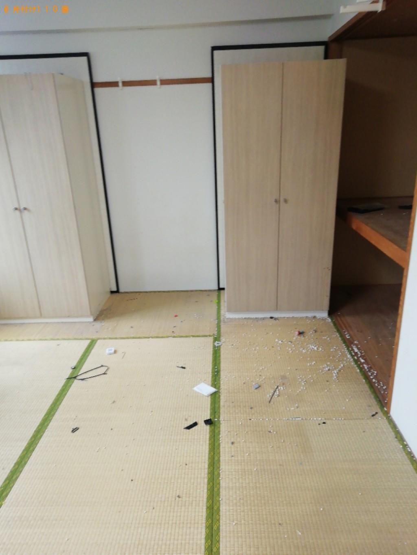 【長浜市小谷丁野町】冷蔵庫、本棚、椅子、小型家電等の回収・処分