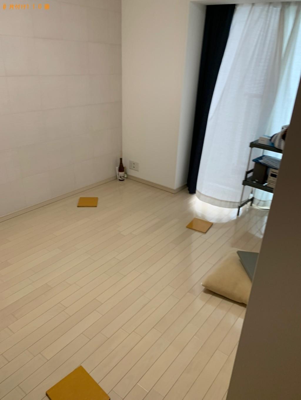 【大津市】ダブルベッド、ベッドマットレスの回収・処分ご依頼