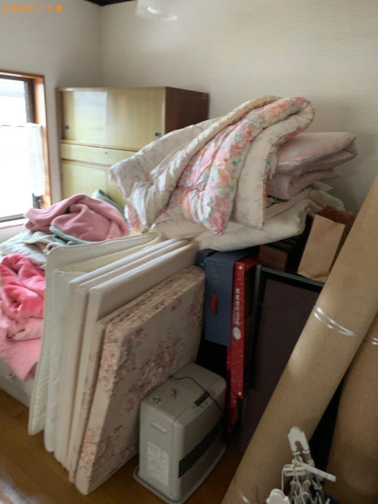 【北区】タンス、家具を解体した木材等の回収・処分ご依頼