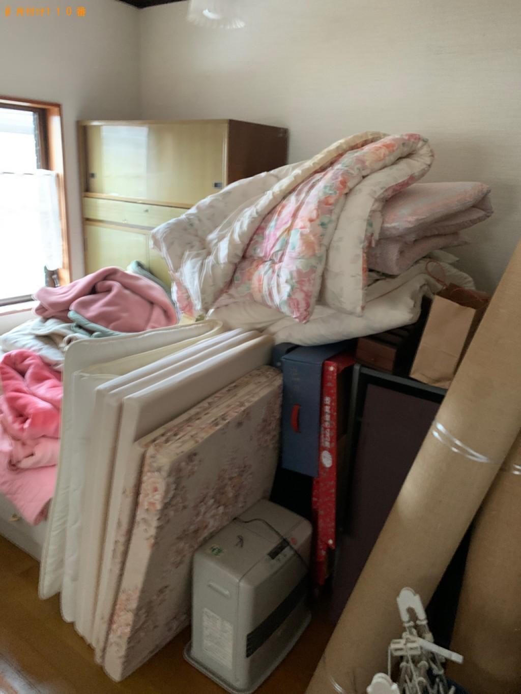 【大津市】タンス、家具を解体した木材等の回収・処分ご依頼