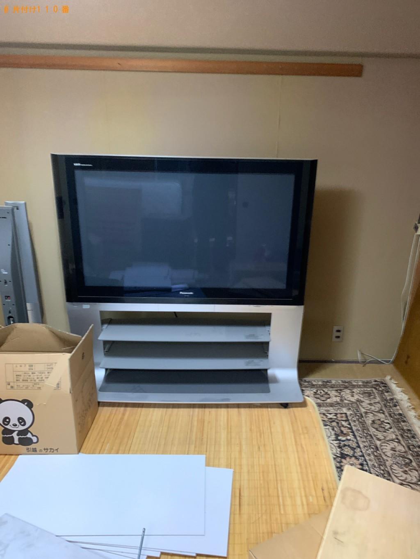 【草津市西大路町】テレビ、カーペット、こたつ、本棚等の回収・処分