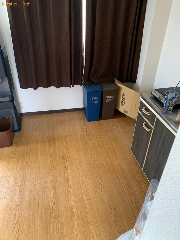 【大津市】洗濯機、冷蔵庫、ソファー、こたつ等の回収・処分ご依頼