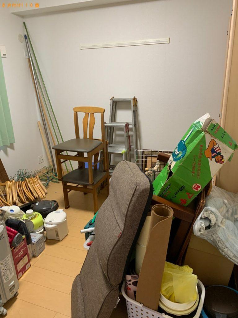 【守山市】冷蔵庫、洗濯機、こたつ、タンス等の回収・処分ご依頼