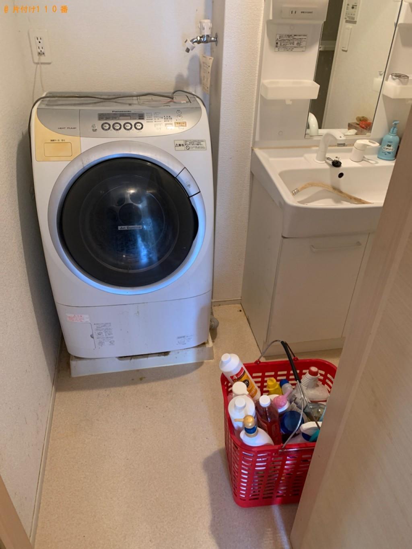 【高島市】冷蔵庫、洗濯機、こたつ、タンス等の回収・処分ご依頼