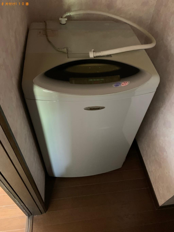 【米原市】冷蔵庫、テレビ、洗濯機、かご、カーペット等の回収・処分