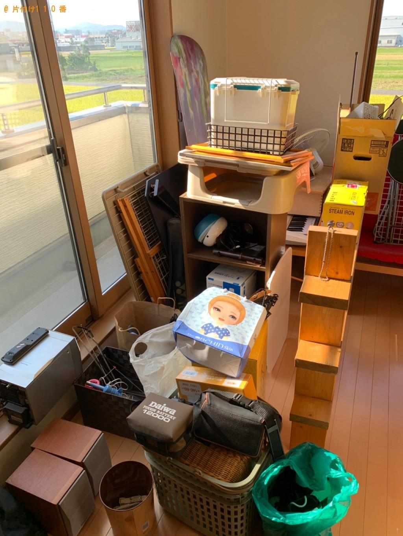 【草津市木川町】軽トラック1台程度の出張不用品回収・処分ご依頼