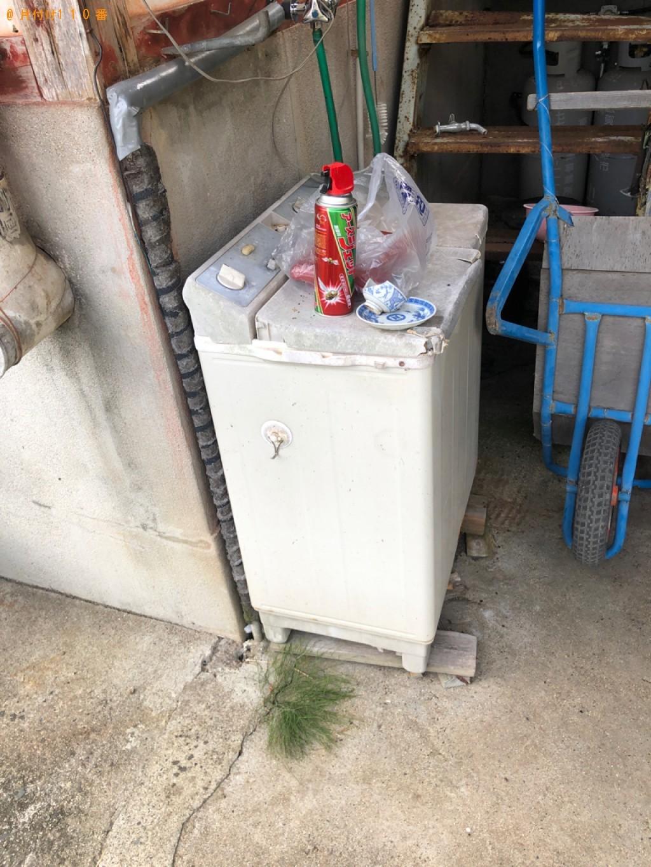 【大津市】冷蔵庫、テレビ、マッサージチェア、布団等の回収・処分