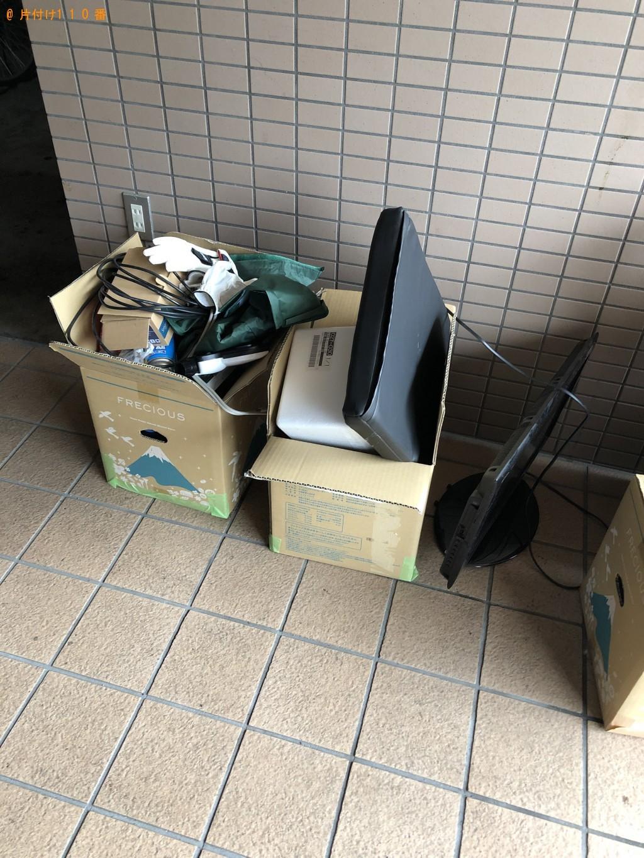 【草津市】本、CD、服、クッション、金属等の回収・処分ご依頼