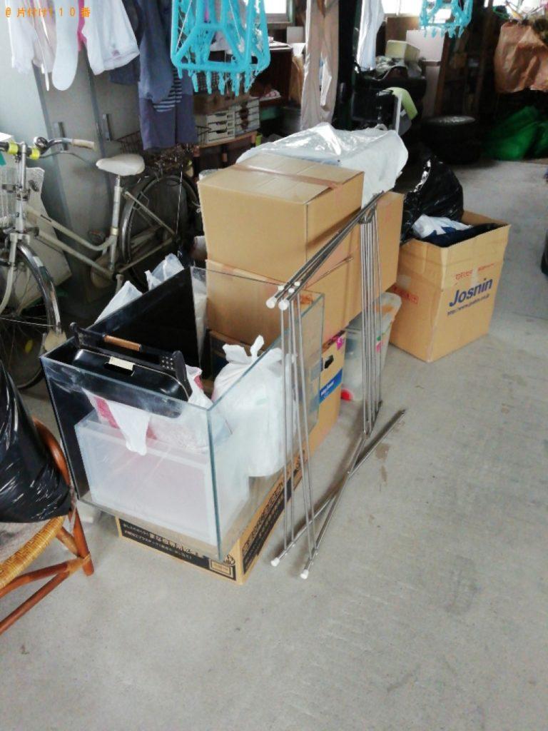 【稲城市】水槽、椅子等の回収・処分ご依頼 お客様の声