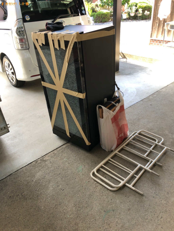 【東近江市妙法寺町】介護用電動ベッド、ワインセラーの回収・処分