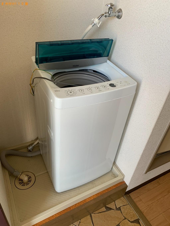 【守山市伊勢町】洗濯機、冷蔵庫の回収・処分ご依頼 お客様の声
