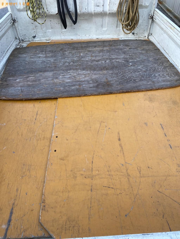 【守山市水保町】コンクリート、石の回収・処分ご依頼 お客様の声