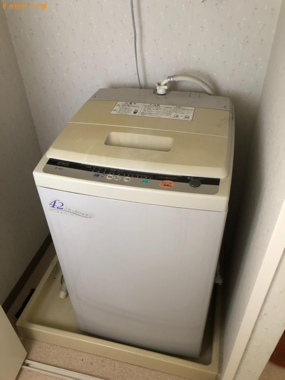 【守山市水保町】冷蔵庫、テレビ、洗濯機の回収・処分ご依頼