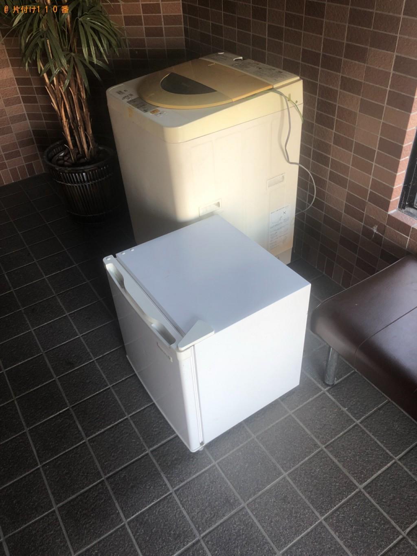【近江八幡市】冷蔵庫、洗濯機の回収・処分ご依頼 お客様の声