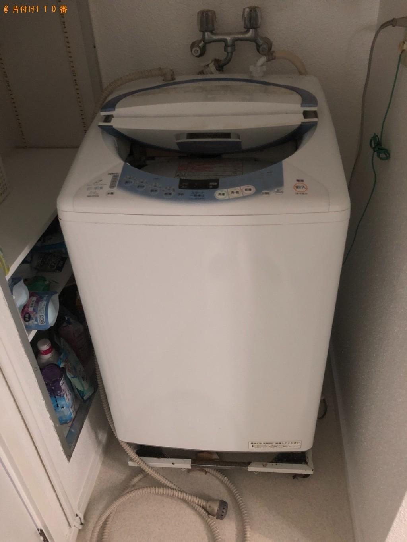 【大津市清風町】洗濯機の回収・処分ご依頼 お客様の声