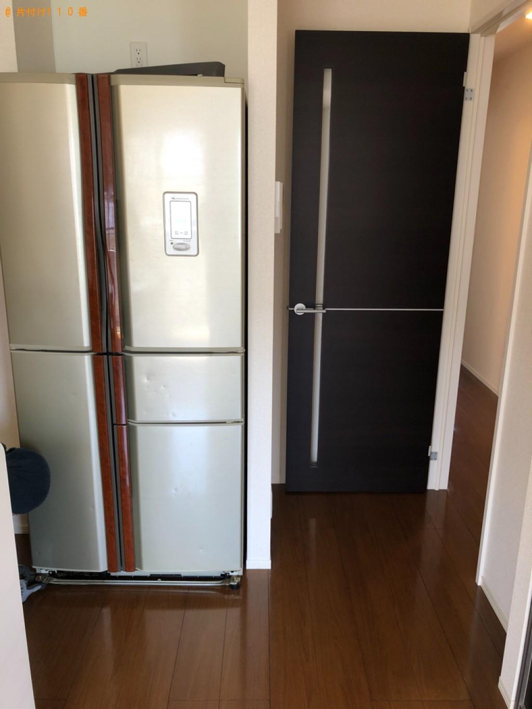 【大津市本丸町】冷蔵庫の回収・処分ご依頼 お客様の声