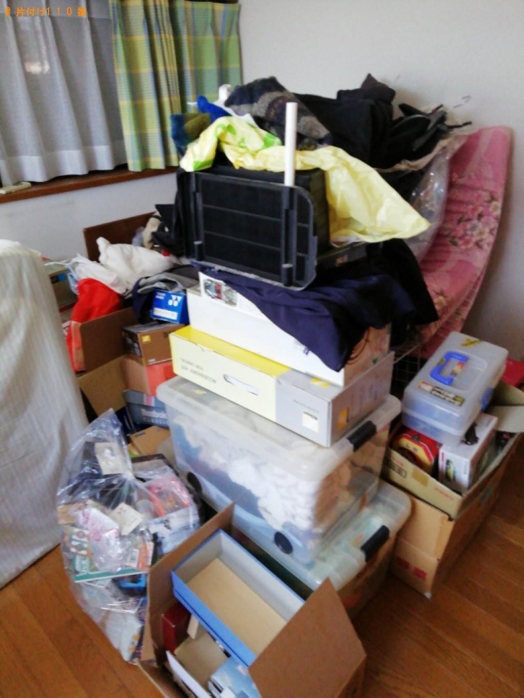 【大津市】布団、衣類収納ケース、一般ごみ等の回収・処分ご依頼