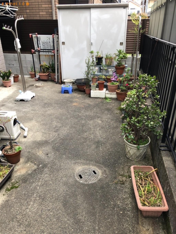 【江東区】座布団、傘、発泡スチロール、一般ごみ等の回収