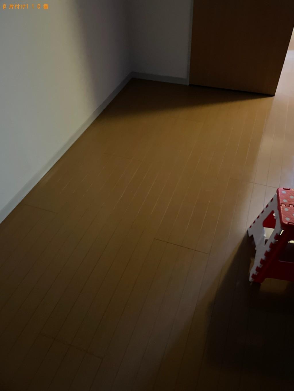 【大津市】カーペット、ウレタンマットレス、ローテーブル等の回収