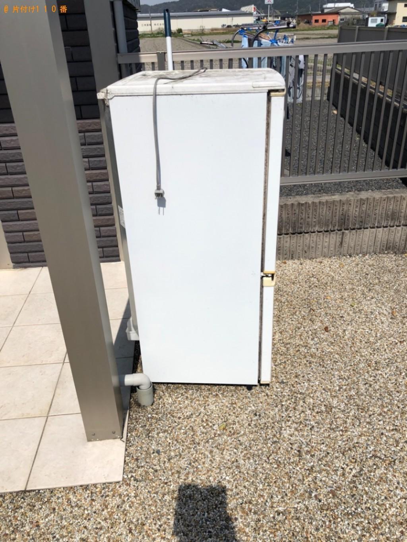 【湖南市】冷蔵庫、プリンタ―の回収・処分ご依頼 お客様の声