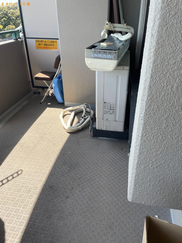 【大津市】エアコンの回収・処分ご依頼 お客様の声