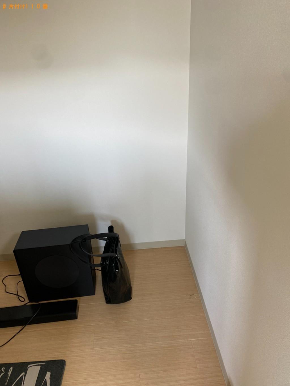 【大津市】冷蔵庫、洗濯機、こたつ、セミダブルベッド等の回収・処分
