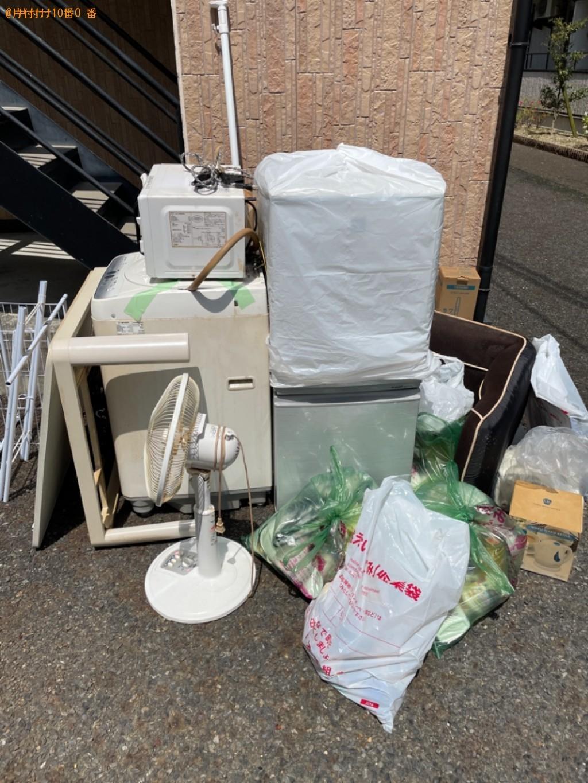 【蒲生郡】冷蔵庫、洗濯機、こたつ、扇風機、電子レンジ等の回収