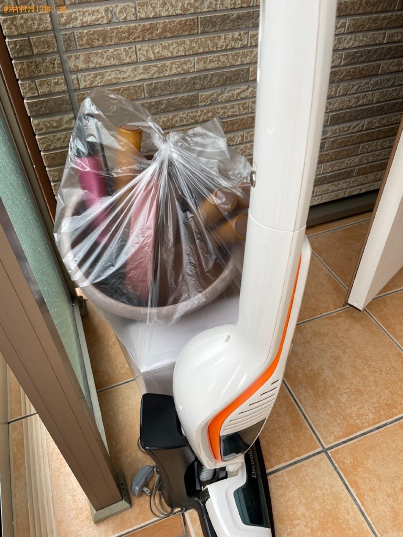 【大津市】テレビ、掃除機、ローテーブル、一般ごみ等の回収・処分