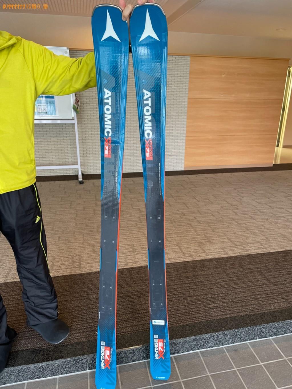 【愛知郡愛荘町】スキー板の回収・処分ご依頼 お客様の声