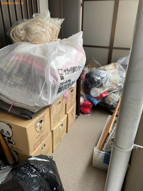 【草津市】布団、ベッド等の回収・処分ご依頼 お客様の声