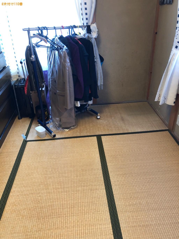 【草津市】折り畳みベッド、学習机、婚礼ダンスの回収・処分ご依頼