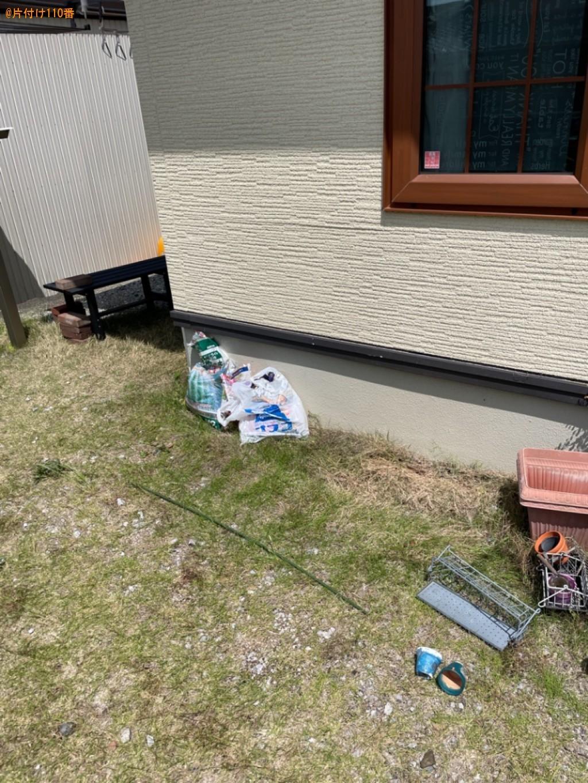 【犬上郡多賀町】ダブルベッドマットレス、こたつの回収・処分ご依頼