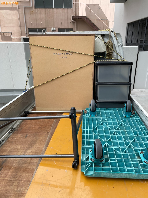 【草津市】タンス、ハンガーラックの回収・処分ご依頼 お客様の声