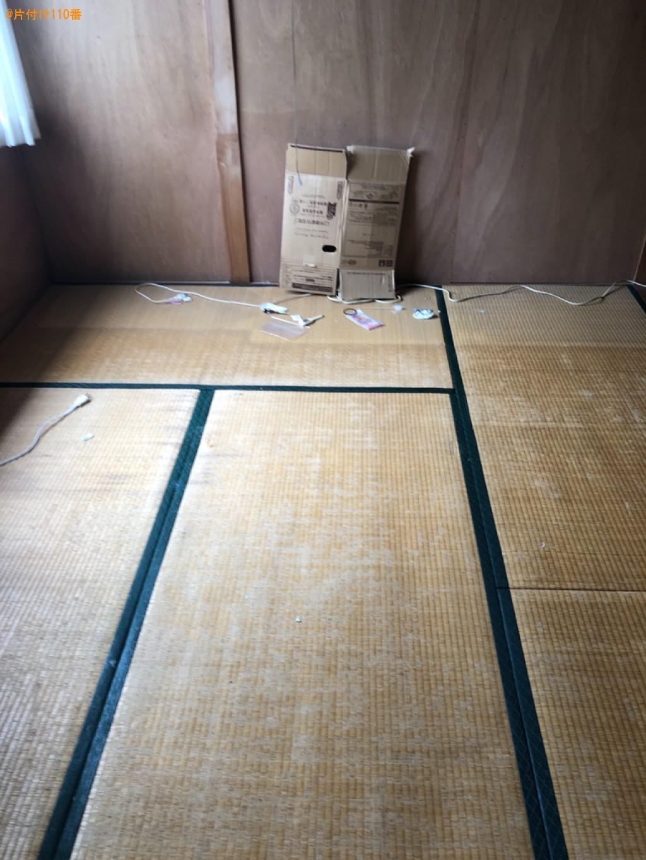 【大津市】マットレス付きベッド、布団の回収・処分ご依頼